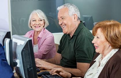 Jak poprawić pamięć dowiesz się na treningach pamięci dla seniorów, na których wykorzystywane są komputerowe gry logiczne
